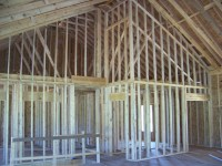 Framing A Wall Vaulted Ceiling