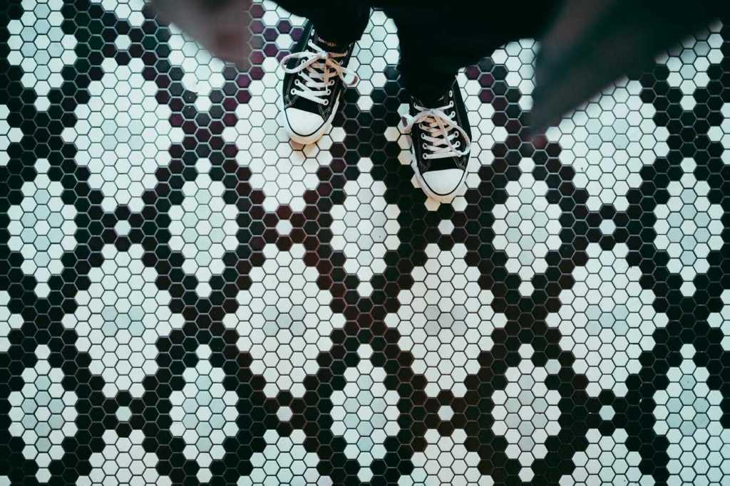 tile moroccan pattern