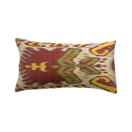 Beautiful Cotton Ikat Pillow