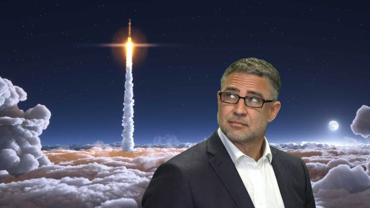 Patent the Boring Stuff - Anton Hopen - Rocket Launch