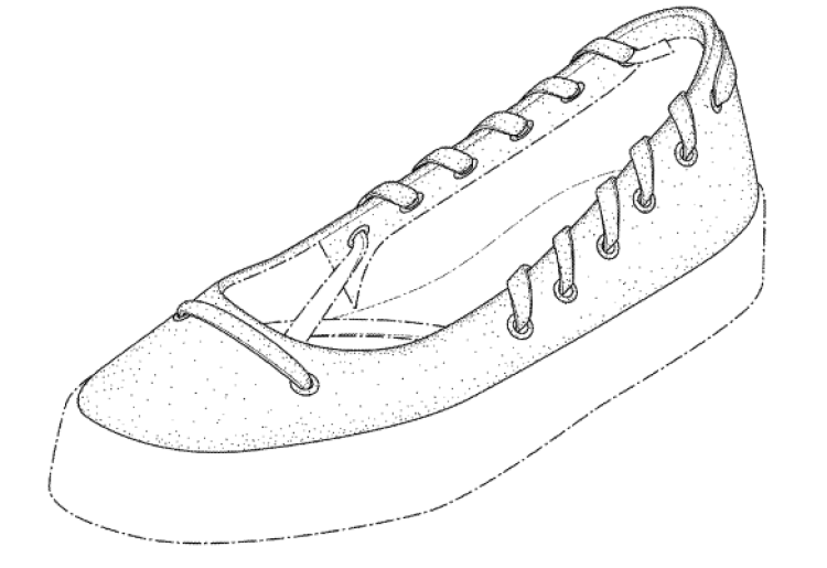 Converse Shoe Design