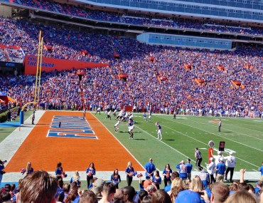 University of Florida Football Game