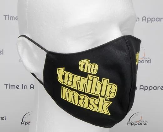 Image of infringing terrible mask