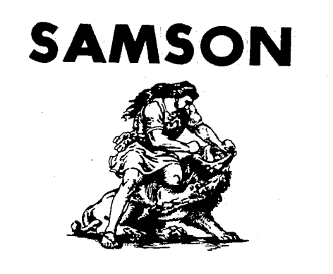 An image of Samson Rope Technologies 135 plus year old trademark.