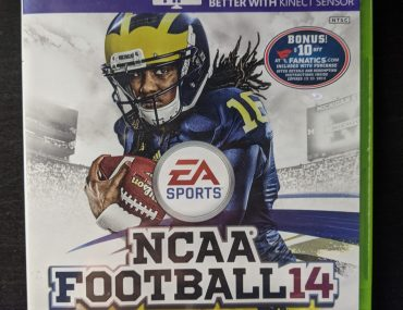 ncaa football 14 game ea sports