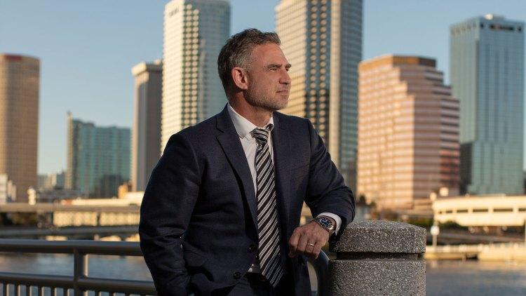 Anton Hopen - Patent Attorney - Tampa Skyline 2021