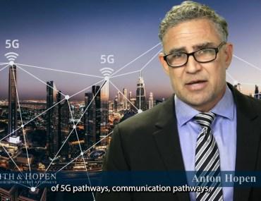 Anton Hopen discusses new patent grants for September 28, 2021