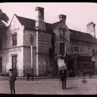 Victorian Street Scene 2: Cross Hotel Kingswinford