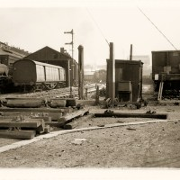 Steam Shed 1967