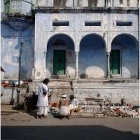 Pushkar Street Scene 1