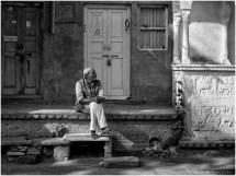 Pushkar Street Scene 2