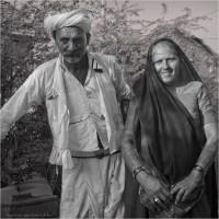 Village Couple
