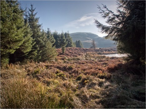 North of Knockendurrick
