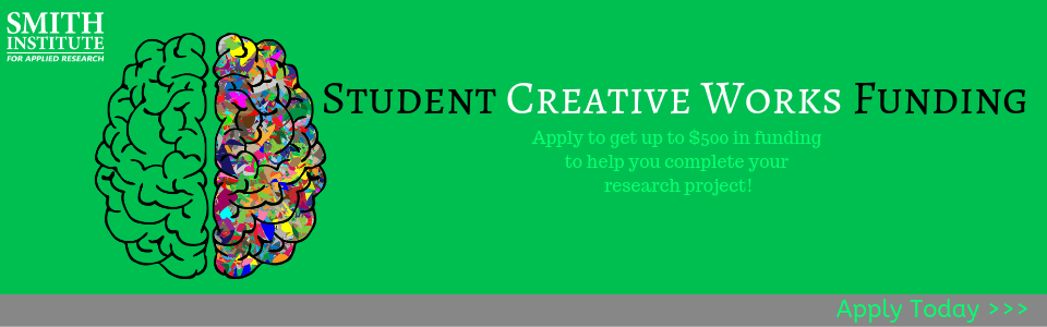 Student Creative Works Funding