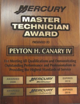 Mercucry Master Tech