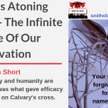 Illustration-Title-Christ's Atoning Sacrifice - The Infinite Value Of Our Salvation-text-logo