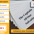 Illustration-flashcards-The Captain Of Our Salvation-buttons