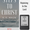 Illustration-Ebook Steps To Christ - Rejoicing In the Lord, Chapter 12