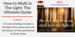 Illustration-Title-How to Walk in The Light_ The Ultimate Guide-logo-text
