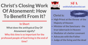 Illustration-Title-Christ's Closing Work Of Atonement_ How To Benefit From It-text-logo