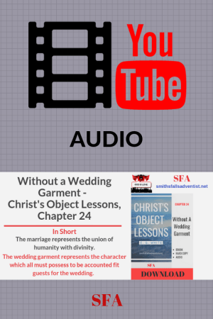 Illustration-Audio-YouTube-Without A Wedding Garment