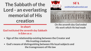 Illustration-Title-The Sabbath of the Lord-text-logo
