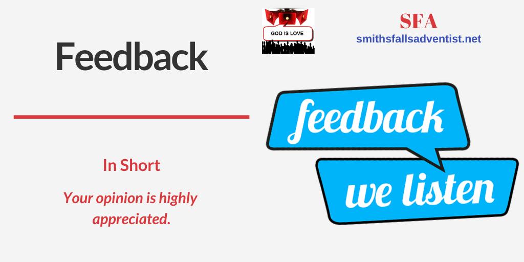 Illustration - Title - Feedback - background - text - logo