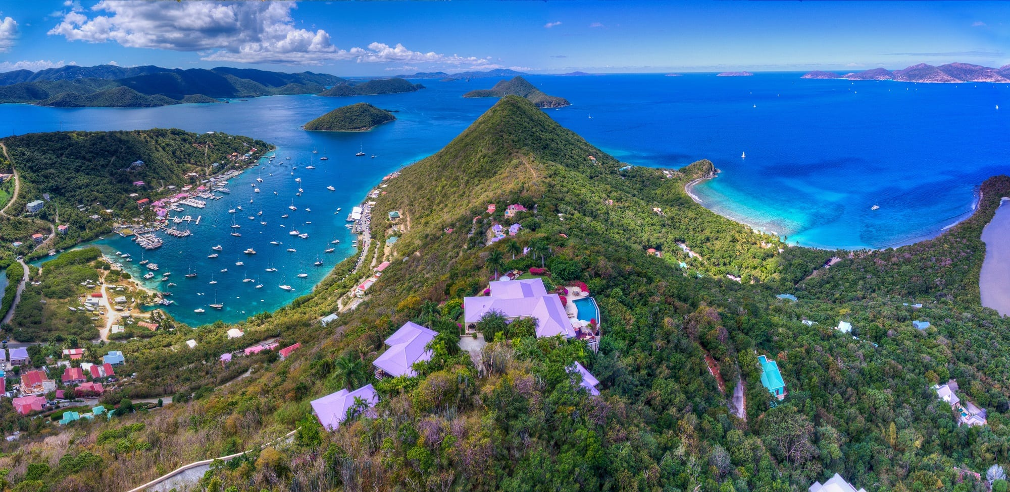 BVI Property St. Bernard's Hill House featured image