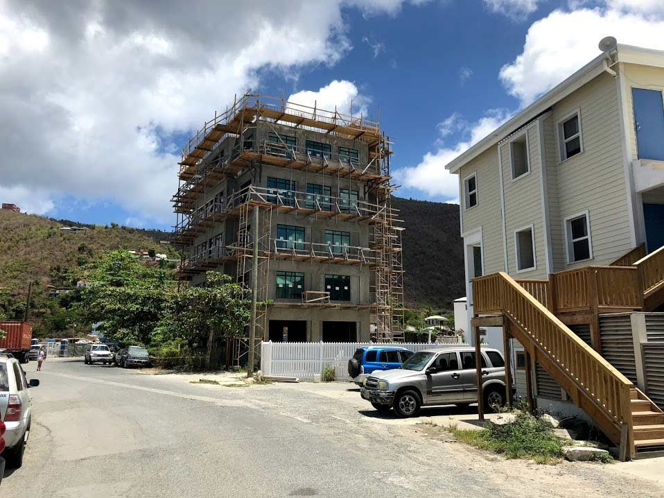 Office Leasing, Smiths Gore BVI Realty