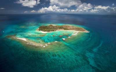 Why have private island enquiries increased during Covid-19?