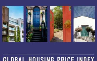 Global Housing Price Index by Luxury Portfolio