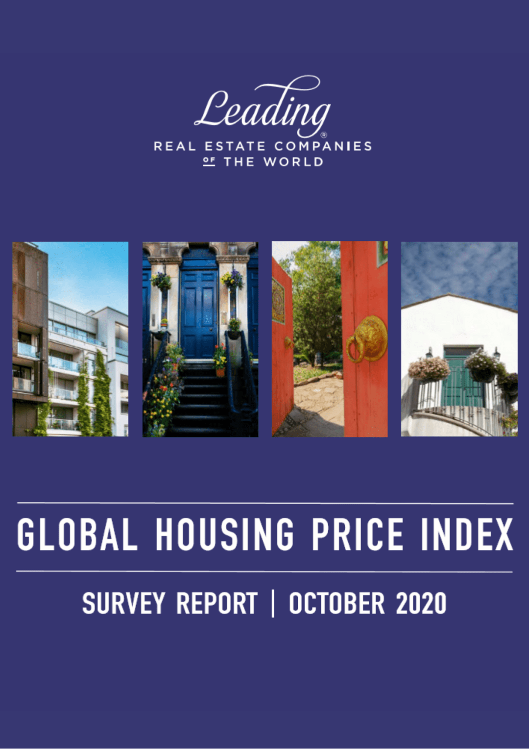 Global Housing Price Index by Luxury Portfolio, Smiths Gore BVI Realty