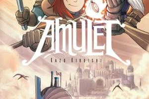 Amulet | Book Three: The Cloud Searchers by Kazu Kibuishi