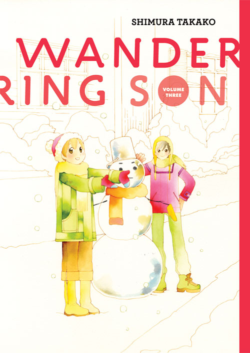 Image result for wandering son volume 3