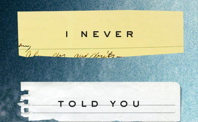 Everything I Never Told You By Celeste Ng In Library Journal Bookdragon