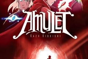 Amulet | Book Seven: Firelight by Kazu Kibuishi