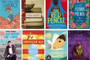 Diverse Novels in Verse for National Poetry Month [in School Library Journal]