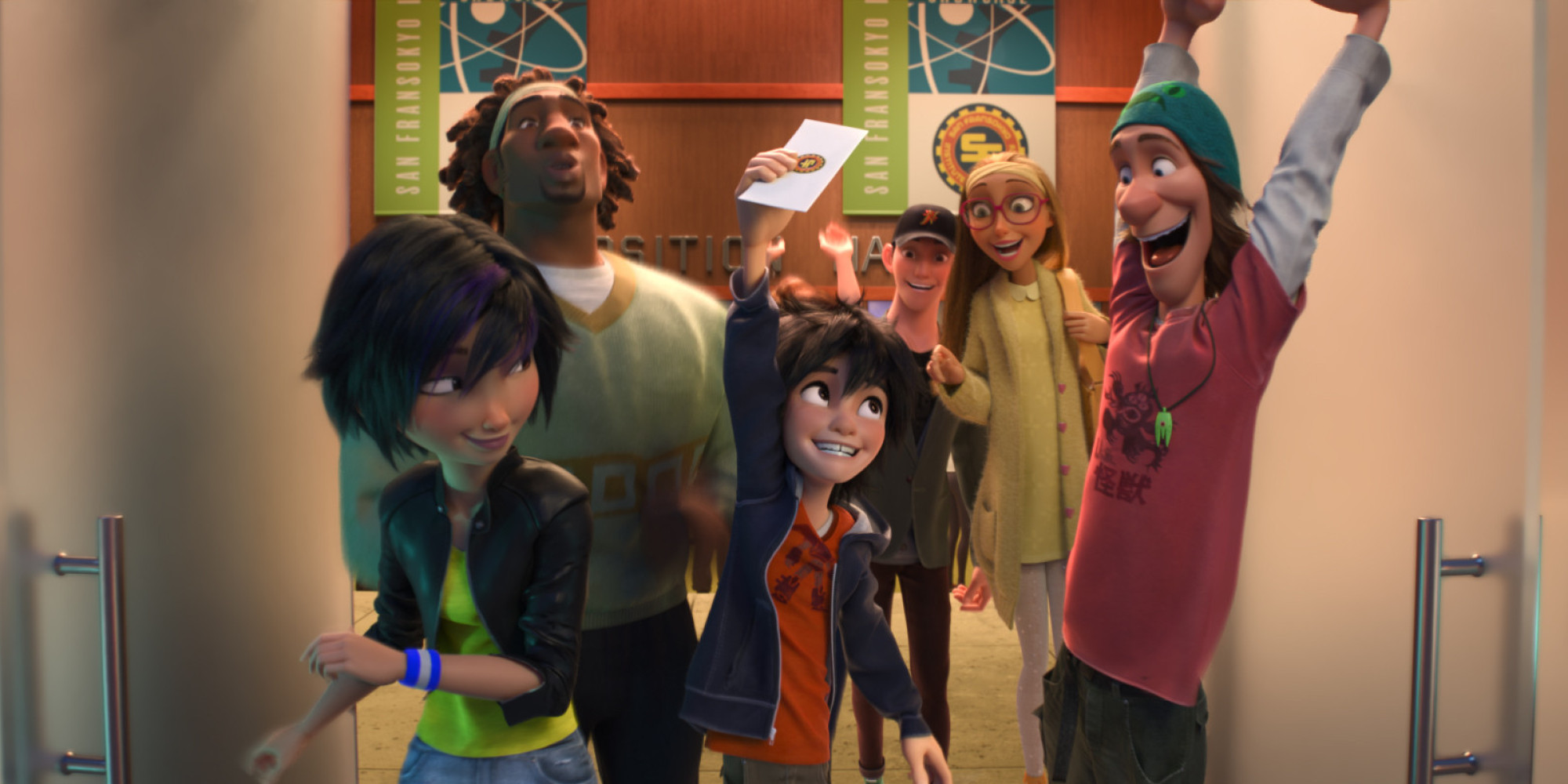 """Big Hero 6"" © 2014 Disney. All Rights Reserved."