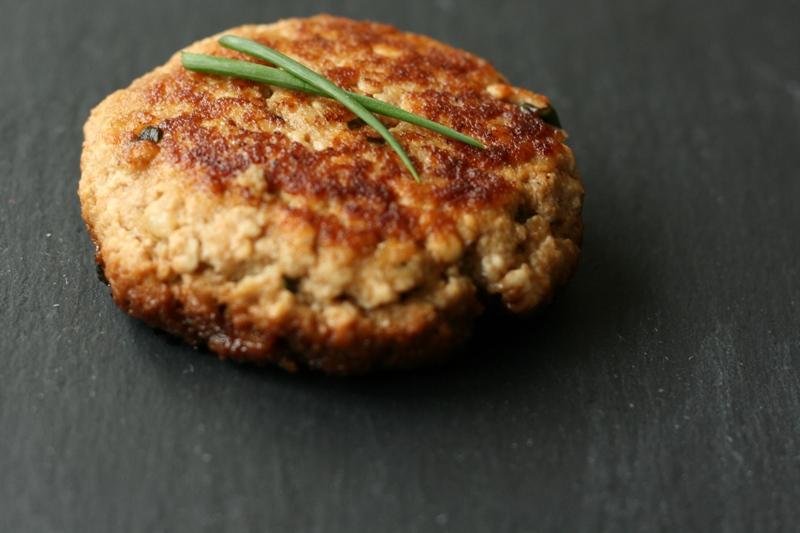 Japanese-style hamburger
