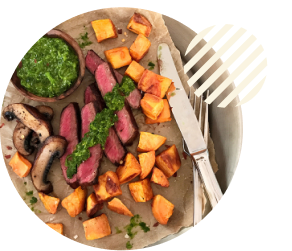 Smith Street Paleo Meal Plan - Dinner Option