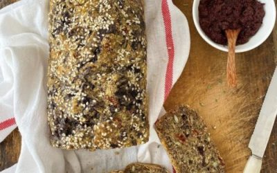 HOW TO MAKE FANCY PANTS MEDITERRANEAN STYLE BREAD FROM OUR MIX