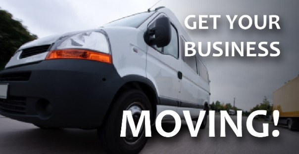 business van rental