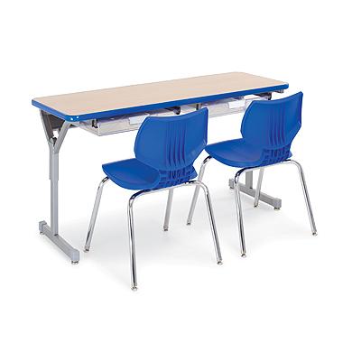 Arc8 Student Desk  Classroom Desks  Smith System