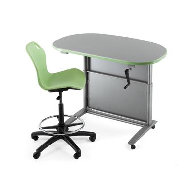 Lift Desk  Height Adjustable Classroom Desks