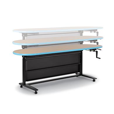 Lift Desk  Classroom Desks  School Furniture  Smith System