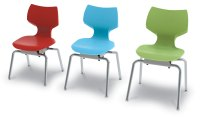 Introducing Student Seating that Moves | Flavors Noodle Chair
