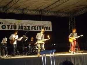 Otsu Jazz Festival スミス英会話大津校