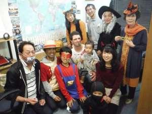 スミス英会話大津校Halloween Party 2016