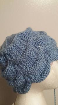 Crest of Waves Hat 1