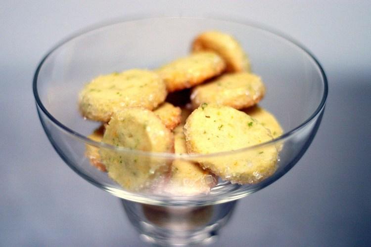 Margarita Cookies Smitten Kitchen